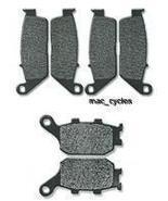 Honda Disc Brake Pads CBR600/F/F3/SE/SJR 1995-1998 Front  & Rear (3 sets) - $26.00