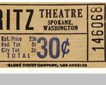 Spokane wa ritz theatre 30 cents thumb155 crop