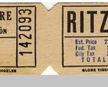 Spokane wa ritz theatre 30 cents pair thumb155 crop