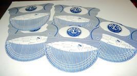 LIONEL - FIVE LIONEL CARDBOARD VISORS - NEED FOLDING - NEW- SH - $4.69