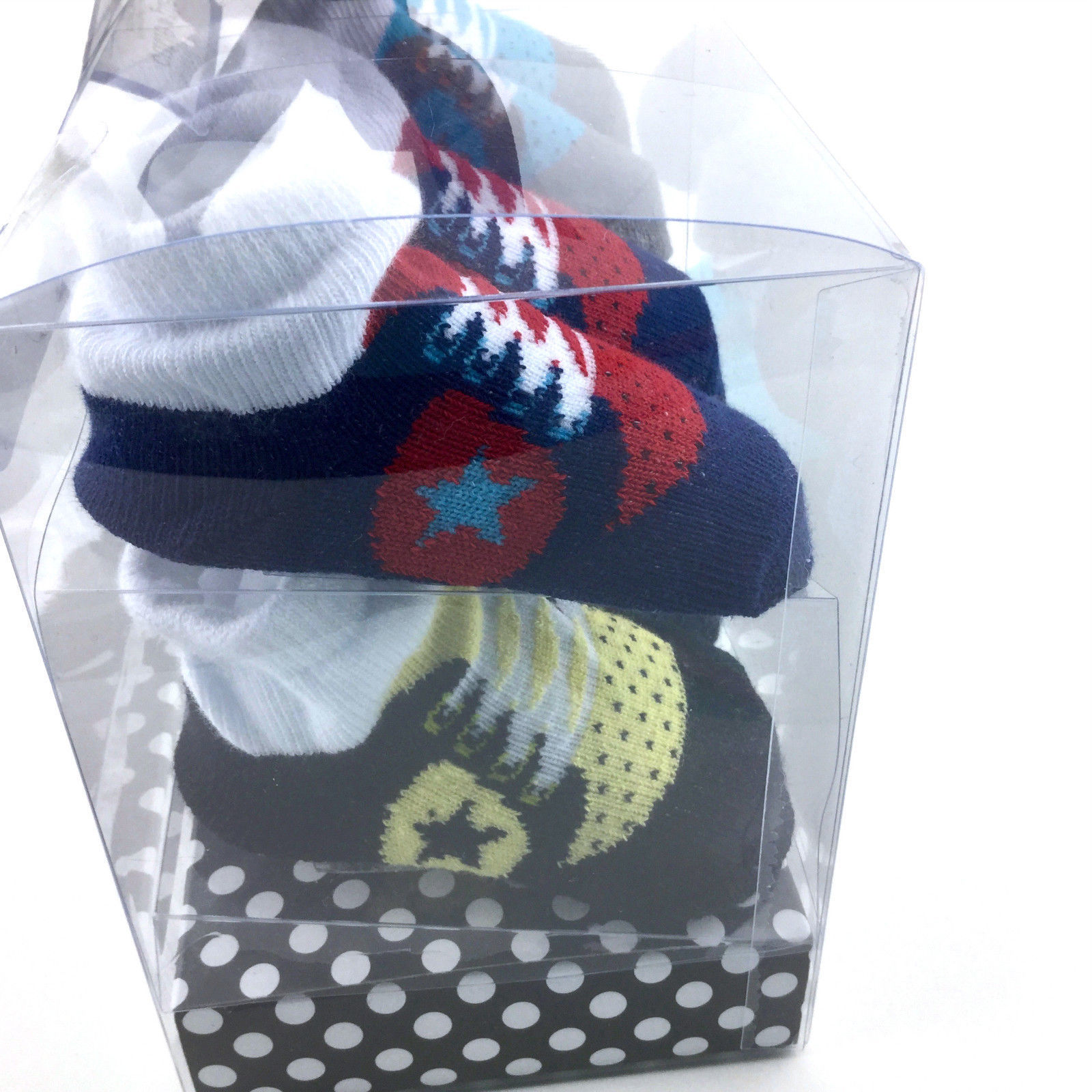 Baby Newborn Crib Shoes Booties Socks Size 0 12 Months 4 Pairs By Cutie Pie
