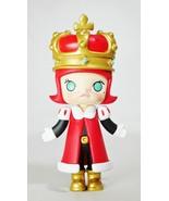 POP MART Kennyswork BLOCK Little Molly Chess Club Chessmate KING Red - $75.99