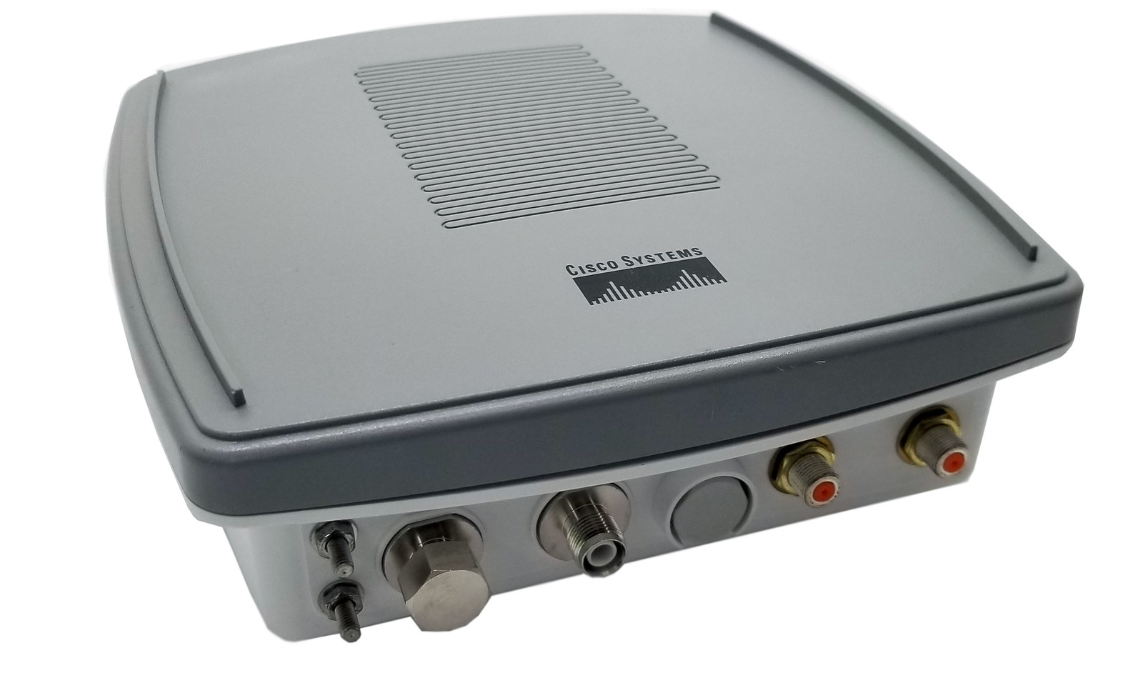Cisco AIR-BR1310G-A-K9-R Outdoor Wireless Bridge Access Point And Power Injector