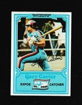 1981 Drakes (Topps) Big Hitters Gary Carter Montreal Expos MINT - $0.99