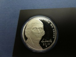 """(100)  2019 """"S""""  Jefferson Nickel Gem Proof from the SILVER SET. - $175.00"""