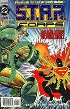 S.T.A.R. Corps Issue 1 November 1993 (STAR Corps) from DC Comics [Comic] [Jan 01 - $5.87