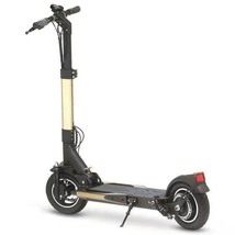 OKCA HRT1000 500Watts 35MPH Electric Scooter with Dual Suspension and Br... - $1,299.00