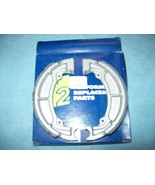 N/2 BRAKE SHOES  630-2507   BR114B P/B 4 (ITEM 858) - $14.97