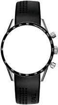Tag Heuer Carrera New Original Manufacturer Rubber Strap FT6014 [Wa... S... - $277.20