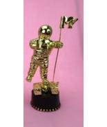 "MTV 1: 1 Life Size VMA MoonMan Video Music Awards VMAS Gold 11"" Trophy 28CM - $249.99"