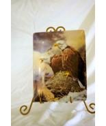 Hamilton Collection 1997 WInters Call Collector Plate Bald Eagle Collection - $8.99