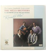 The Mills Brothers Remember When Living Sound Longines Symphonette Socie... - $10.61