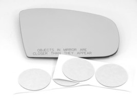 Fits Mercedes ML Right Passenger Convex Replacement Mirror Glass Heated W/ Silic - $42.52