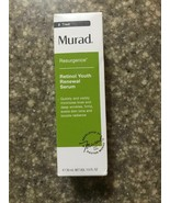 Murad Resurgence Retinol Youth Renewal Serum 1 oz 30 mL New In Box - $36.62