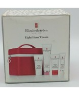 Elizabeth Arden - Eight Hour Cream 4 piece set with Case (worn out box) - $32.73