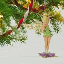 2019 Hallmark Disney Peter Pan Tinker Bell Metal Ornament - $69.25