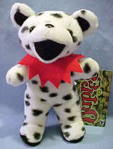 "GRATEFUL DEAD DUPREE  7""  PLUSH  BEAN BEAR WITH NAME TAG             - $12.99"