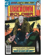 The Unknown Soldier Comic Book #235 DC Comics 1980 FINE+/VERY FINE- - $9.28