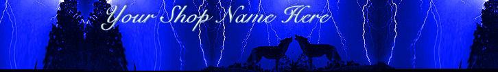 Web Banner Autumn Blue Stormy Wolves Custom Designed   19a