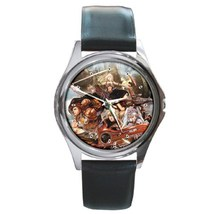 Xenoblade Chronicles Leather Watch wristwatch New - $12.00