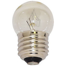 (2)REPLACEMENT BULBS FOR SYLVANIA 7.5S/CW/BL/1/6 120V, WESTINGHOUSE 04064 - $15.96