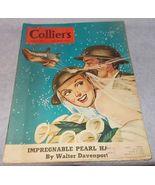 Colliers Magazine June 14 1941 William Wills cover Pearl Harbor Bing Crosby - $6.95