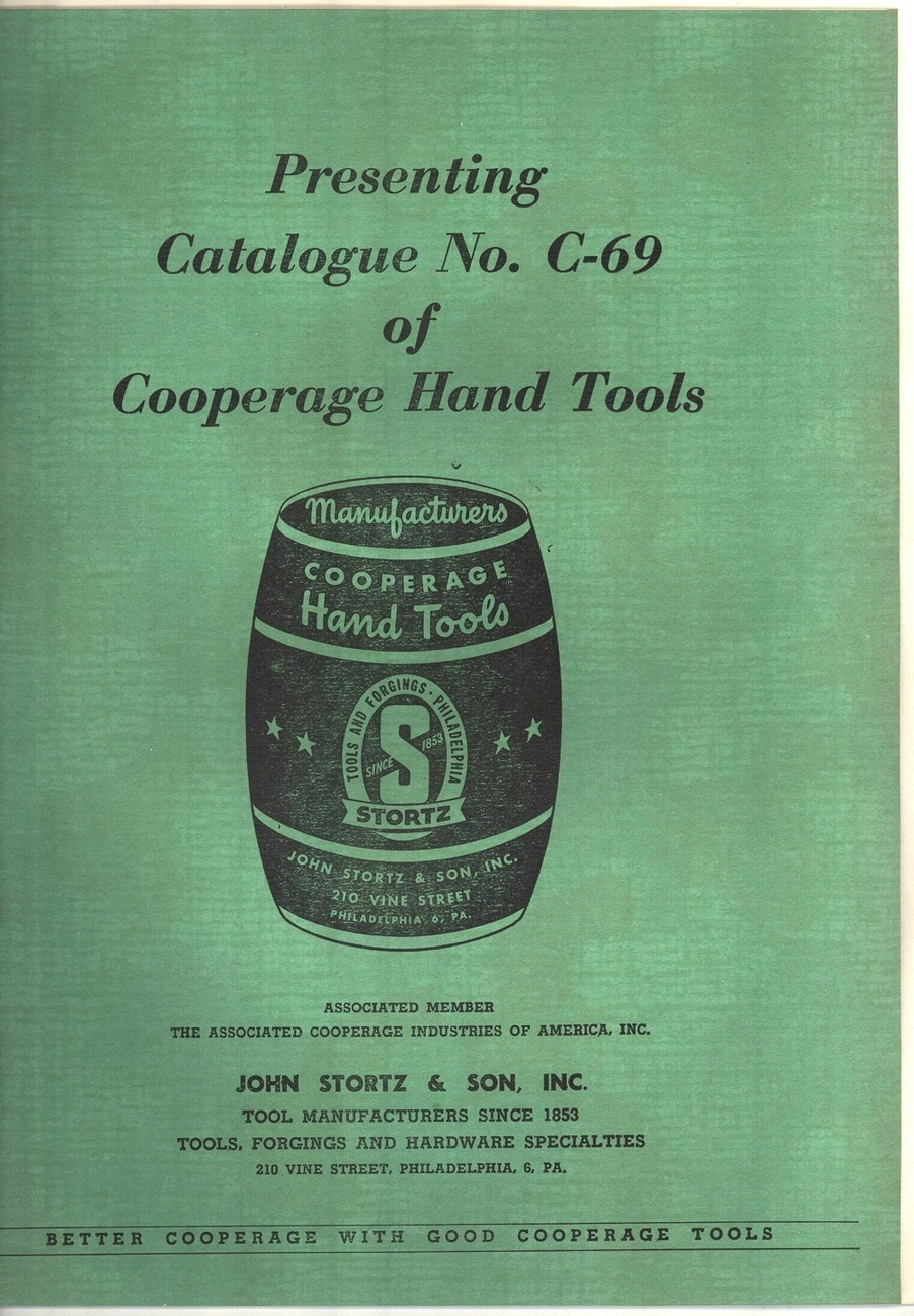 Cooperstooldcatbonanzle