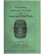 Cooperage tool Stortz catelog antique planes vintage 1972 woodworking  - $7.00