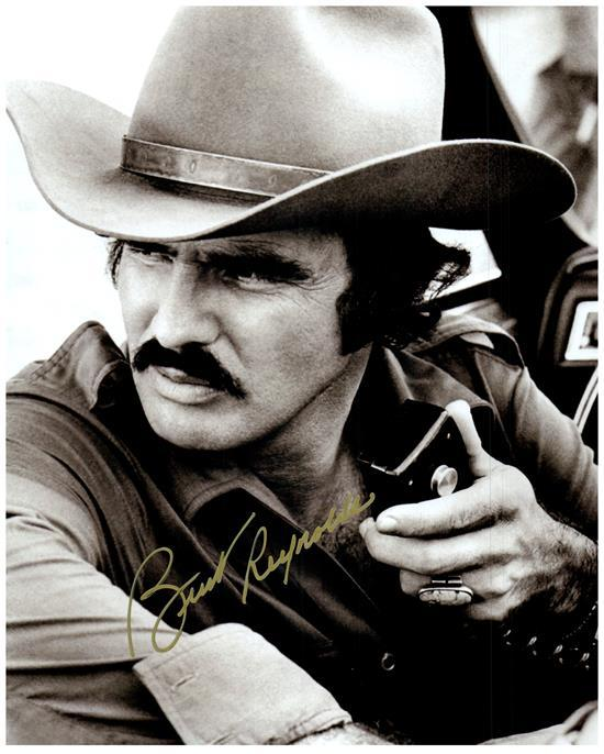 Primary image for BURT REYNOLDS  Authentic Autographed Signed  Photo w/COA - 27168