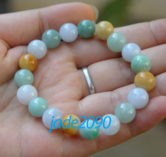 Primary image for Free Shipping - green jadeite jade Good luck Hand- carved AAA Natural green with