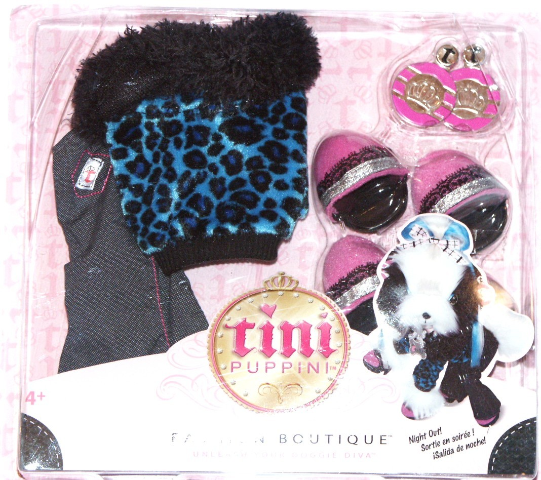 New Tini Puppini Fashion Boutique Night Out Diva Outfit