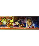 RARE Yugioh McDonald PC Game CD ROMs Set - Pegasus Seto Kaiba Yami Yugi! - $79.99