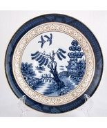 Blue Willow Saucer Occupied Japan Ironstone Ware - $5.00
