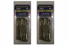 O'Berry Enterprises 3251 Squeak Replacement Screw 50 Count, Pack of 1 Ye... - $55.61