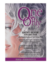 One 'N Only Shiny Silver For Gray Hair Perm