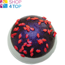 Chocolate Kisses Bath Blaster Bomb Cosmetics Cherry Handmade Natural New - $5.83