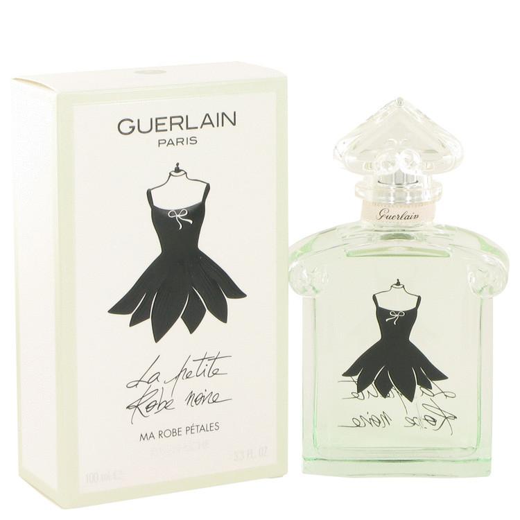 Guerlain la petite robe noire ma robe petales perfume