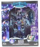 1 Tomy Lightseeker Awakening Noxin Hero Pack Augmented Reality Trading Card - $32.99