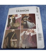 Sewing Pattern  *McCalls M5198*   Fashion Handbags/Purses  UNCUT  ** - $8.90