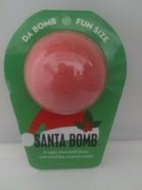 Da Bomb Santa Bath Bomb Sugar Plum Fizzer And Surprise Inside 3.5oz  image 2