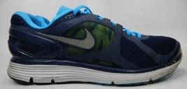 Nike LunarEclipse+ 2 Running Shoes Men's Sz US 12.5 M (D) EU 47 Blue 487983-403