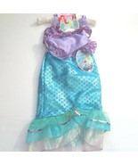 Disney Princess Ariel Little Mermaid Collection Dress - Size S (4-6X) - NWT - $29.99