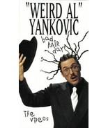 Weird Al Yankovic: Bad Hair Day The Videos [VHS] [VHS Tape] (1996) Weird... - $19.99
