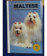 Maltese a book written by Kathy Diacomo and Barbara J. Bergquist - $6.99