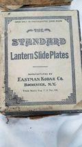 Vintage 3.5lb Lot Kodak Magic Lantern Slide Glass Plate India Village Asia image 6