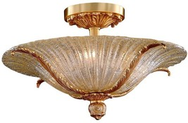 Ceiling Fixture David Michael Lighting Round 6-Light Murano - $2,479.00