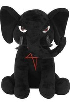 Killstar Behemoth Elephant Gothic Satanic Stuffed Animal Plush Toy KSRA0... - $26.99