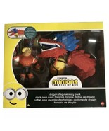 Mattel Minions The Rise Of Gru Dragon Disguise Story Pack Brand New And Factory  - $29.69
