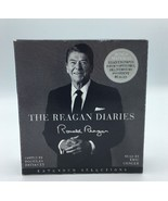 The Reagan Diaries : Extended Selections by Ronald Reagan (2007, CD, Abr... - $24.99
