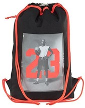 Air Jordan Photo Real Gymsack Black 669816-010 One Size - $21.41 CAD